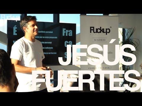 Fuckup Nights Madrid Vol. 2 #advertising - Jesús Fuertes