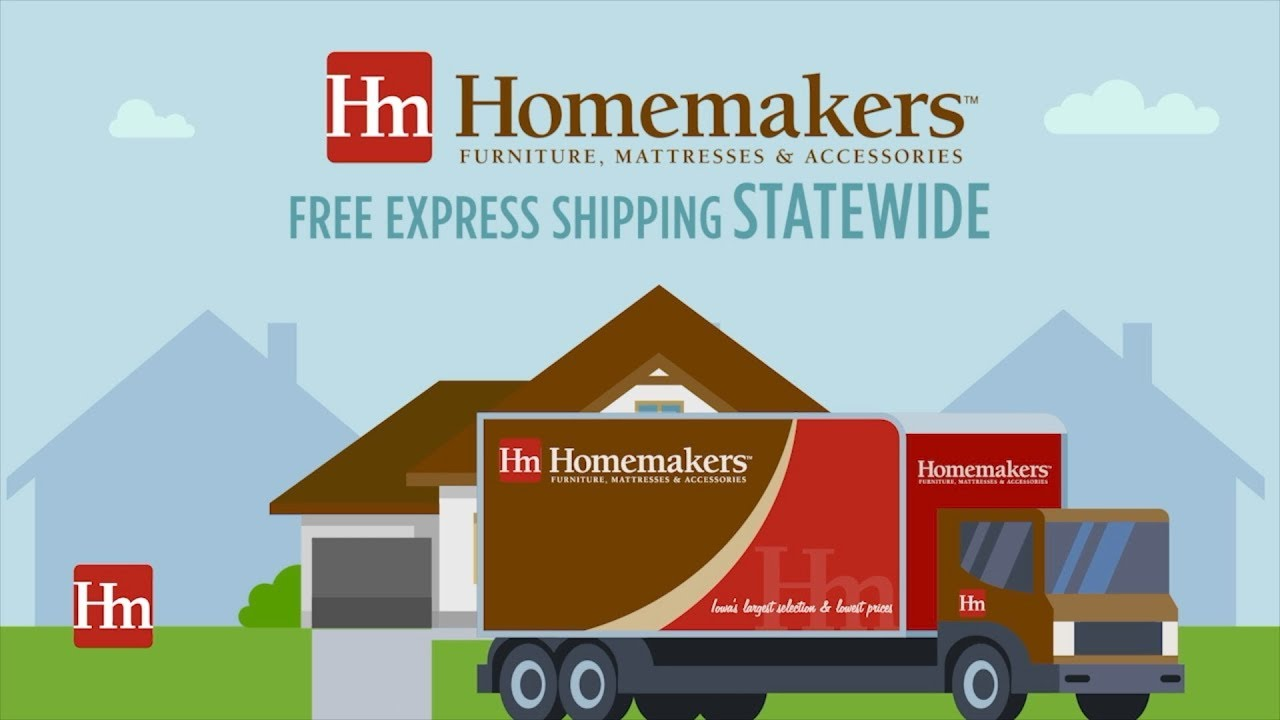 Enjoy Express Shipping Statewide From Homemakers Furniture Homemakers 2018