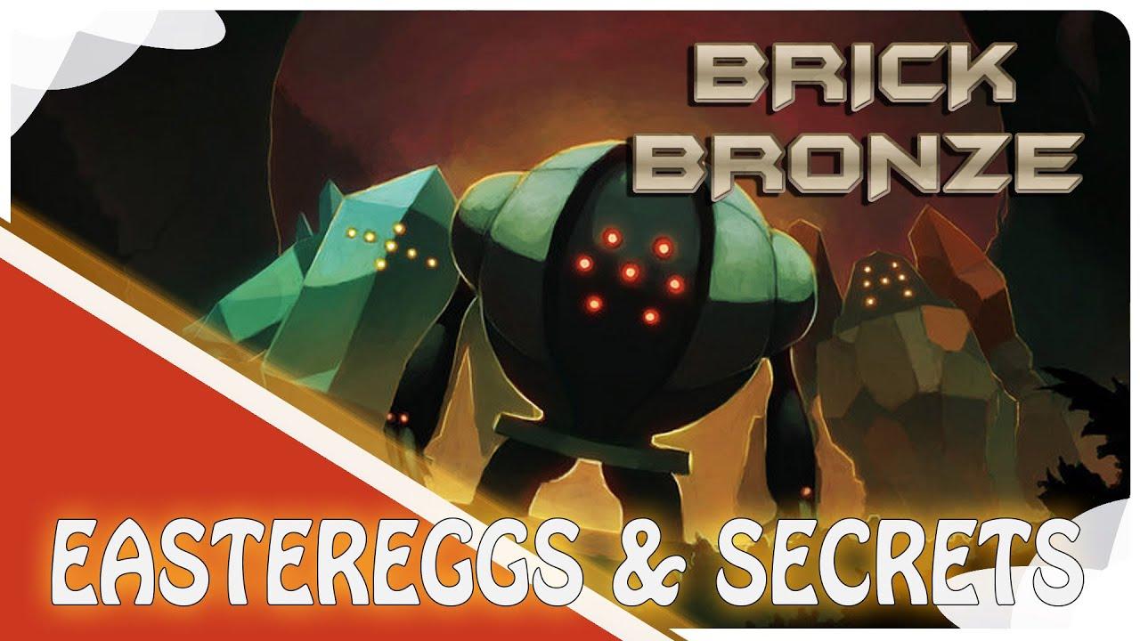 Roblox: Pokemon Brick Bronze - SECRETS AND EASTER EGGS!