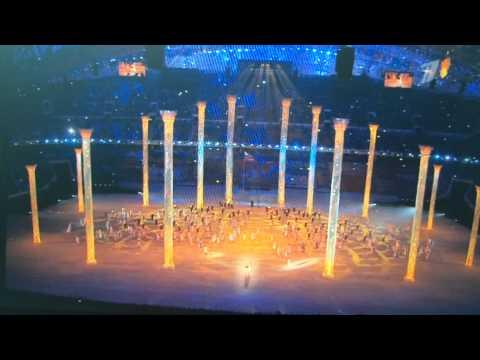 Sochi Olympics 2015 Opening Ceremony War and Peace Natasha Rostova Ball
