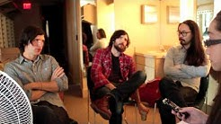 THE AVETT BROTHERS Interview w/ Pavlina Jacksonville, FL Florida Theatre