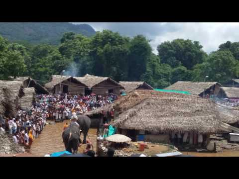 Kottiyoor Temple Fest