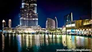 Dubai City 2015 Time-Lapse