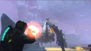 Dead Space 3 pc gameplay 9800gt