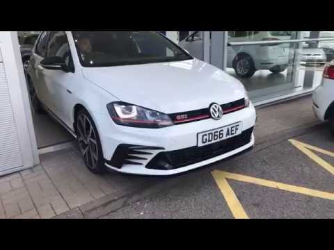 Dave's new VW Golf GTI Clubsport