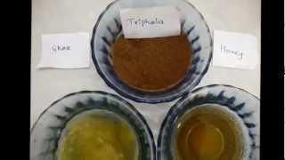 Triphala Home Remedy For Eye Care