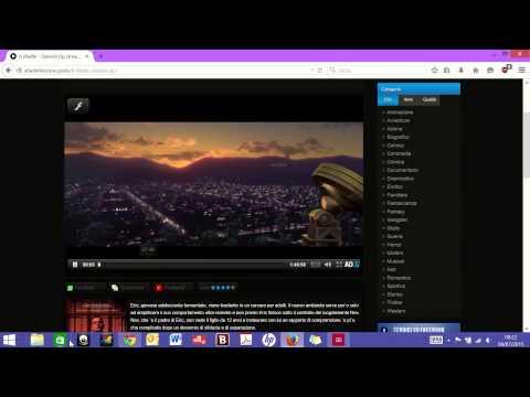 Come scaricare film in hd da altadefinizione.click(Firefox)