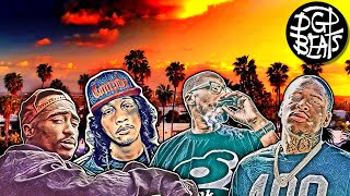 West Coast Instrumental Mix Compilation 2019