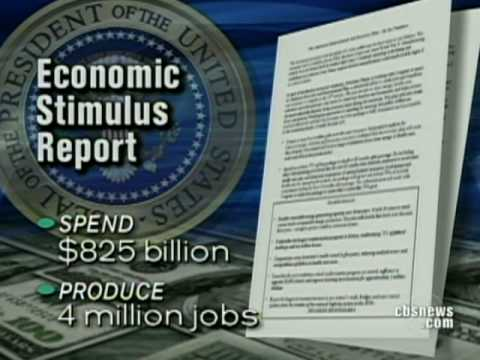 Obama Tackles Economic Crisis