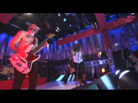 Red Hot Chili Peppers - Tell me Baby - Live at Fuse Studios