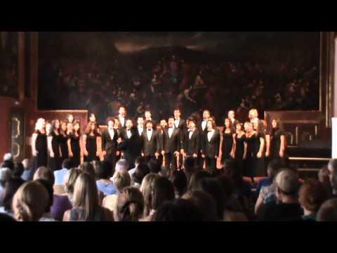 Boğaziçi Jazz Choir - Katibim Türküsü Üzerine Varyasyonlar (Adnan Saygun), WCC 2011