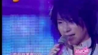 2006超女总决赛之尚雯婕《花火》