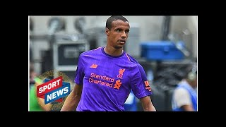 Joel Matip injury: Liverpool star JETS OUT of pre-season tour as concerns grow