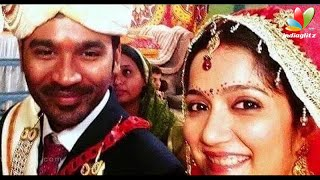 Dhanush's wedding photo goes viral on internet