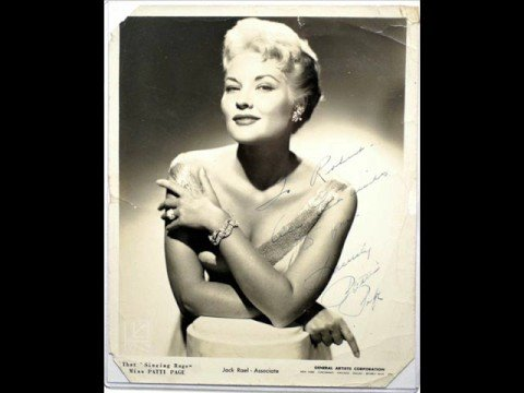 Patti Page  YOU BELG  TO ME