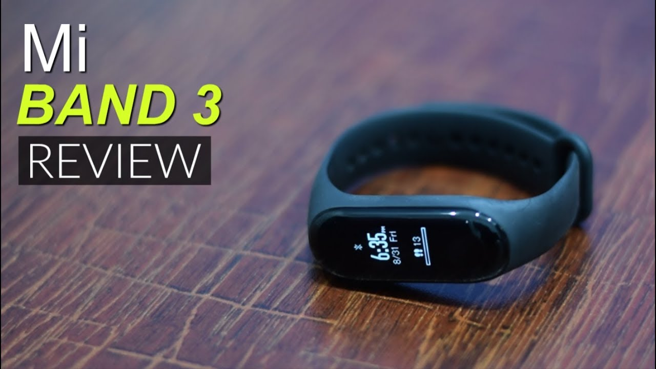 95af5e362da Xiaomi Mi Band 3 Review  Best Fitness Tracker  - YouTube