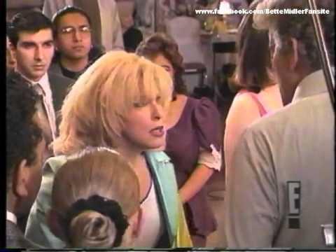 "Bette Midler - Behind The Scenes of "" That Old Feeling """
