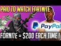 MAKE MONEY PLAYING GAMES ($200 commission each time  Direct To PayPal)