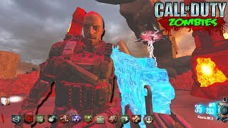 NEW BOSS FIGHT & EASTER EGG HUNT!!! - CALL OF DUTY ZOMBIES BLACK OPS 3 GAMEPLAY!