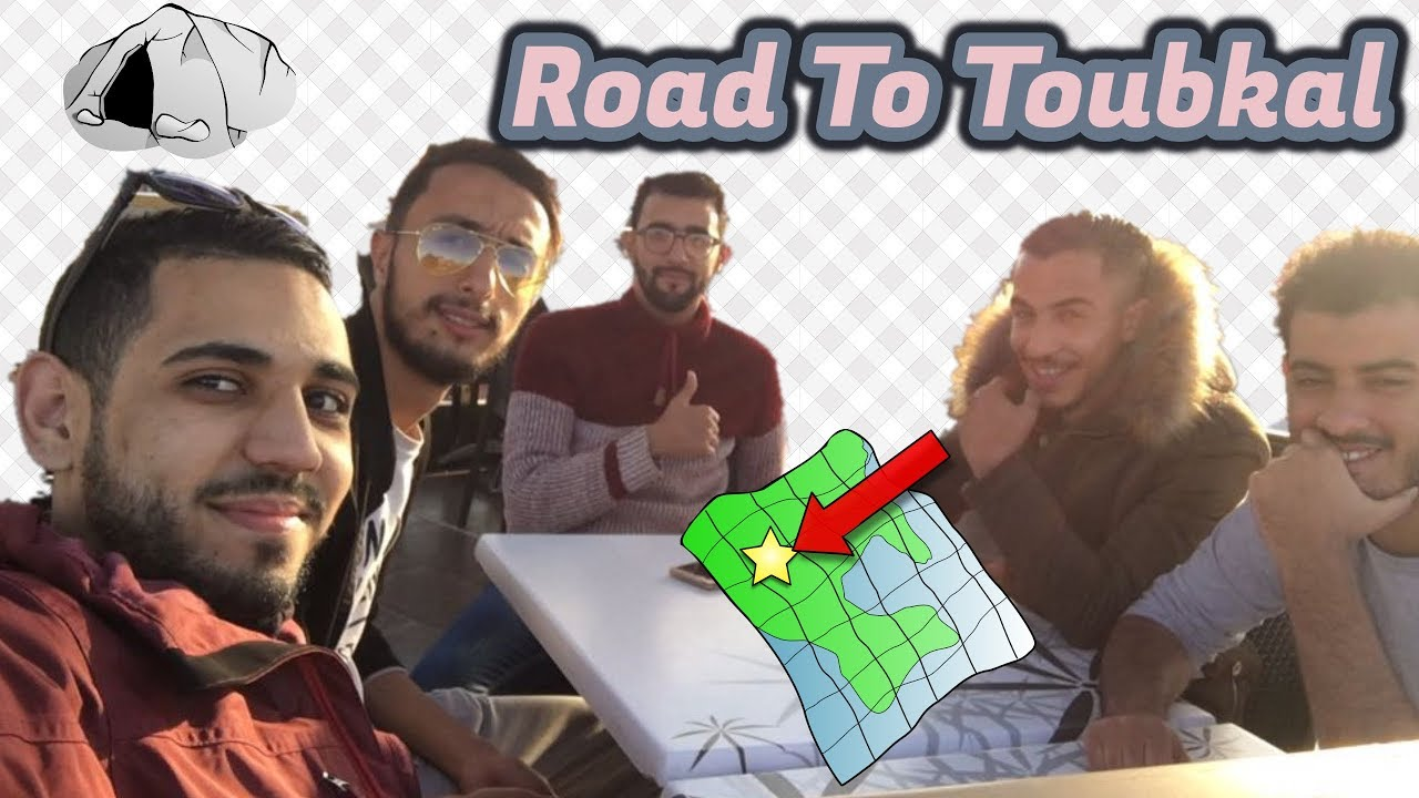 Road to Toubkal 🌍