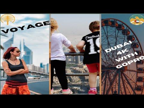 #shorts#voyage|dubaivlog|the Palm Jumeirah City & Beach in Dubai 4K Gopro|दुबई की वीडियो|Luxurystyle
