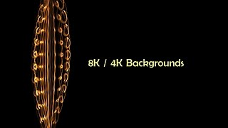 AA VFX 4K 8K مجانا خلفية الرسوم المتحركة قناة تجميع