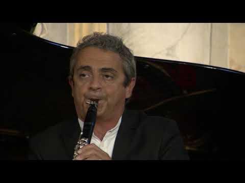Francis Poulenc: Clarinet Sonata FP. 184