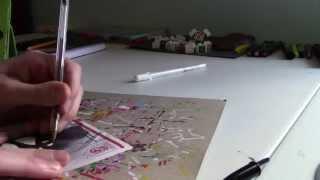 Maxx Speedart #1. (Music- Razor Sharp by Pegboard Nerds & Tristam) Thumbnail