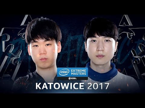 StarCraft II - GuMiho vs. INnoVation [TVT] - Group D - IEM Katowice 2017