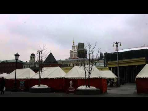 Guide Me Abroad: Moscow, Russia- Kremlin/Bolshevik Theatre