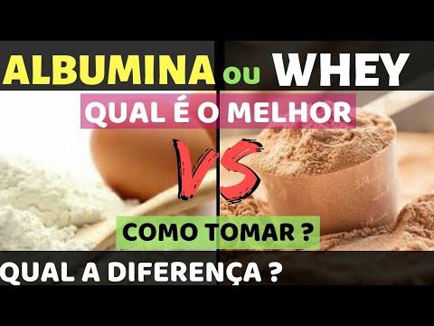 Albumina Ou Whey Protein Qual é Melhor ? Qual A Diferença E Como Tomar ? Suplemento Do Ovo Ou Leite