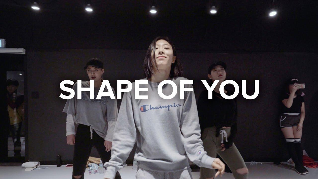 Shape Of You Ed Sheeran Lia Kim Cography
