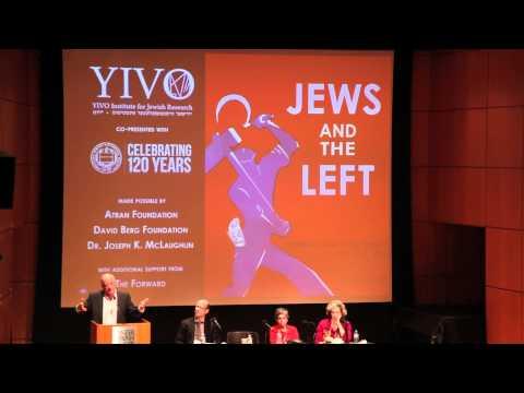 Paul Berman at YIVO Jews and the Left (CLIP)