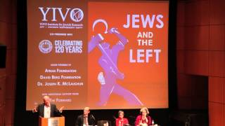 Paul Berman at YIVO Jews and the Left (CLIP)