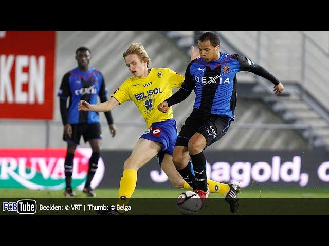 2009-2010 - Jupiler Pro League - PlayOff 1 - 01. Sint-Truiden - Club Brugge 0-0