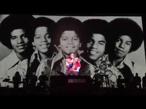 "Tribute To THE JACKSONS ""Golden Era"""