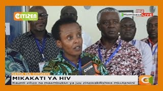 Baraza la kitaifa la NACC linaandaa kongamano Mombasa