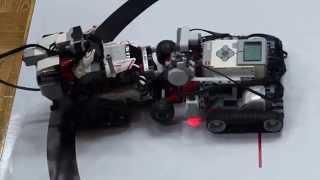 Бои роботов-сумоистов