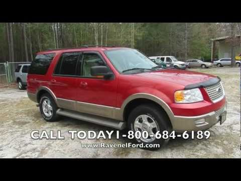 Ford Expedition Review Edbauer  Owner For Sale Ravenel Ford Charleston