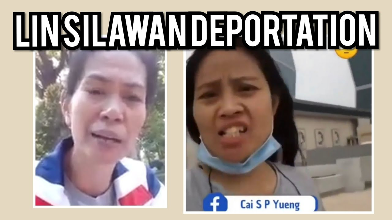 Lin Silawan At Cai S P Yueng Pa Deport Na
