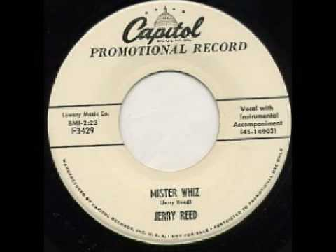 Jerry Reed - Mister Whiz