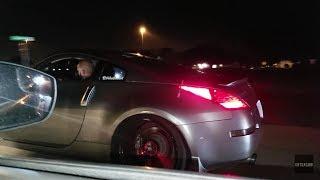 Nissan 350Z vs Focus ST