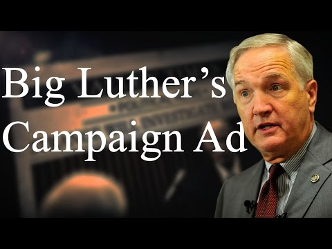 Count the  lies in Luther Strange