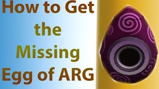How to Get the Missing Egg of ARG | ROBLOX Egg Hunt 2019 Guide