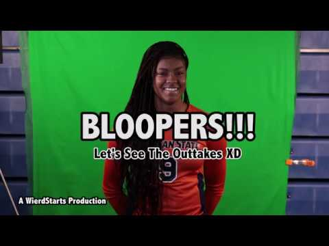 WAIT FOR ACTION | Bloopers!!! ~ Green Screen Edition feat. Morgan State University VB