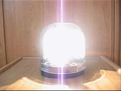 Federal Signal Sentry Oscillating Light YouTube