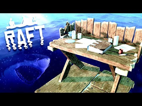 Raft - Massive Update! NEW Research Table, Multiplayer, Islands & More! - Raft Gameplay Update