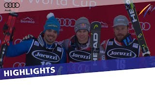 Pinturault continues Alpine combined winning run in Bormio   Highlights