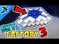BESTE GRID POWER FARM  - Water Mill Setup Extra Utilities 2 ✪ Minecraft Sky Factory 3 #10