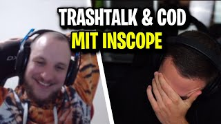 Trash Talk mit ELoTRiX & Inscope + Lachflash wegen Escort Story | ELoTRiX Livestream Highlights